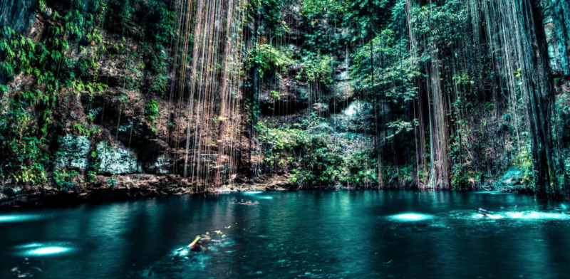Cenote Caracol Information