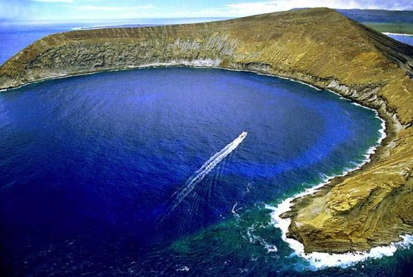 Lehua Crater