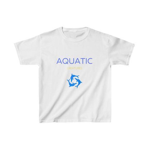AQUATIC CREATURE SHIRT SD