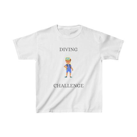 DIVING CHALLENGE KID SHIRT SD