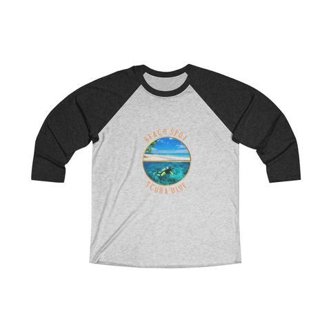 SCUBA AND BEACH LONG-SLEEVE SD